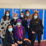 Una giornata di didattica legata ad Halloween, tra maschere e mascherine